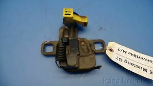 94 98 Ford Mustang Oem Hood Latch Release Assembly