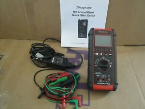Snap On M2 Scope Multimeter Verdict Verus