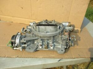1967 Lincoln 462 Carter Afb C7vf A 4360s Carburetor Carb With Electric Choke 600