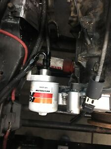 Jeep Zj Grand Cherokee Oil Filter Relocation Kit With Cooler