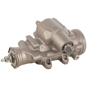For Amc Gm Replaces Saginaw 3 ltl Quick ratio Power Steering Gear Box Tcp