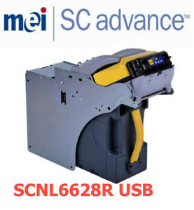 Mei Scnl6628r Usb Advance Bill Acceptor Larger Cashbox With Psu