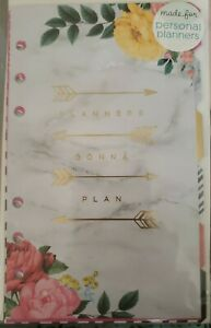 New The Paper Studio Agenda 52 Personal Size Tabbed Dividers Happy Thoughts