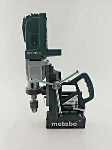 Metabo Mag 28 Ltx 32 Magnetic Drill Press