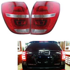 Red Led Tail Lights Rear Lamps For Chevrolet Captiva 2008 2015