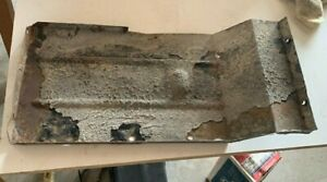 International Scout 80 Right Side Fuel Tank Inner Fender Cover