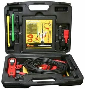 Wire Continuity Tester Power Probe 3 Circuit Lead Set Kit Master Iii Electrical