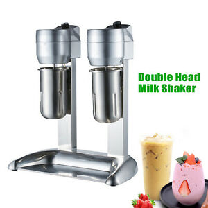 Milk Tea Shaker Shaking Machine Mixer Stainless Steel More Than 3 Gear Speed New