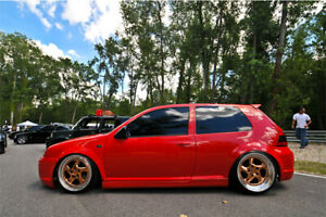Vw Mkiv Gti R32 Volkswagen Side Skirts Golf Sideskirts Rockers 1999 2005