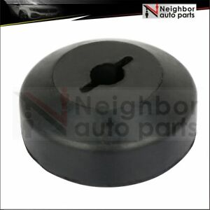 1pcs Winch Guard Cable Rubber Stopper Universal Black Us Stock