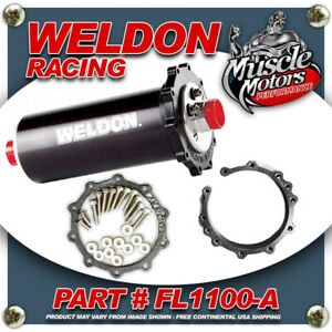Weldon High Performance In Tank Fuel Pump Mounting Hardware Fl1100 A 1400 Hp