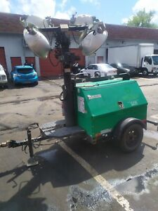 2015 Terex Rl4 Light Tower