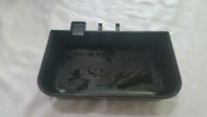 Elmeco First Class Drip Tray Black For Frozen Drink Machine Oem Part