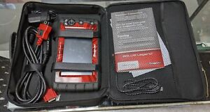 Snap on Solus Legend Touch Screen Diagnostic Scanner 20 2 model Eesc336