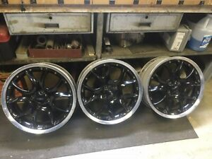 Factory Oem 2011 Mini Cooper Rims Set Of 3 100 Each San Jose South
