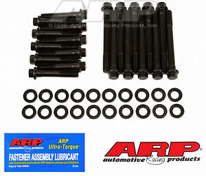 Arp 154 3601 Cylinder Head Bolts Ford 289 302 Style Heads W 7 16 Bolts