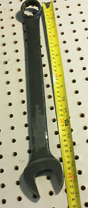 Snap On Tools 1 1 4 Industrial Combination Wrench Goex40