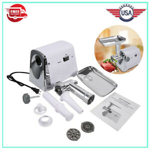 Household Electric Meat Grinder 600w Stainless Steel Heavy Duty Stainless Steel