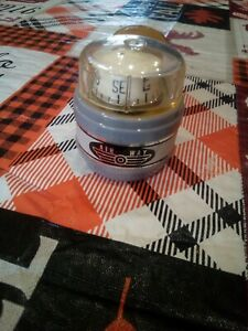 Vintage Accessory Airway Compass Car Truck Rat Rod Hot Rod Ford Chevy Mopar