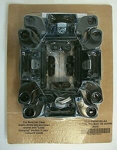 New Ford F 150 Boxlink Tie Down Cleats With Keys Truck Bed Kit Hl3j 99286d62 Aa