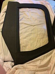 1999 Jeep Wrangler 1 2 Door Windows Pair By Smitty Built Preowned