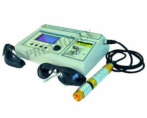 Advanced Lcd Low Level Laser Therapy Chiropractic Cold Physiotherapy Unit