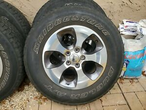 Jeep Tires And Rims P255 70 R18