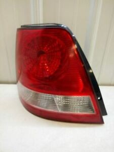2003 2004 2005 2006 Kia Sorento Driver Rear Left Side Tail Light Oem