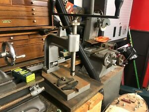 Machinist Tools Lathe Mill Machinist Enco Bench Top Tapping Tapper Tap Invst