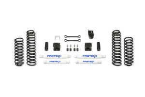 Suspension Lift Kit 3in Budget System With Perf Shks 07 15 Jeep Jk 4 Door K4048