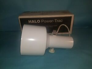 Halo Power Trac L734px Wht Track Light L734px 75w 300w Trak lamp Not Included