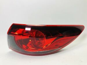 Mazda 6 Outer Tail Light Right Passenger 2014 2015 2016 2017 Oem Tested