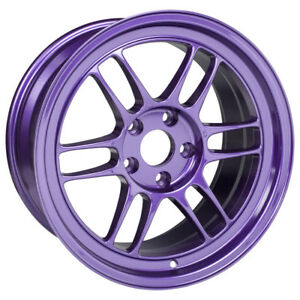 Enkei Rpf1 18x9 5 38 5x114 3 Purple