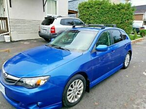 2008 2014 Subaru Impreza Wrx Sti Fixed Roof Rack Cross Bar Kit