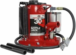 American Forge Foundry 5630sd 30 Ton Super Duty Air Hyd Bottle Jack