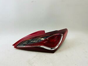 2013 2014 2015 2016 Hyundai Genesis Right Taillight Tail Light Coupe Led Rh Oem
