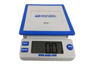 Usps Postal Service 5 Lb Pound Digital Shipping Scale Tested And Works