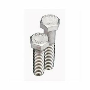 Summit Racing Engine Bolts Stainless Natural Hex Head Fits Chrysler Sm Block Kit