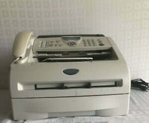 Fax copy phone Brother Intellifax 2820 Laser Fax Machine