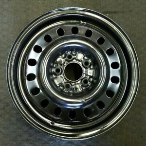 15 Inch Lincoln Sable Ford Taurus 1996 1999 Oem Factory Steel Wheel Rim 3177