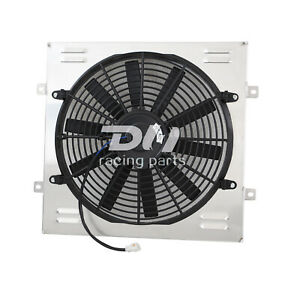 Aluminum Radiator Fan Shroud For Ford Mustang Falcon Comet Cc259 Cc251