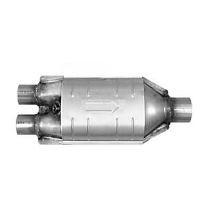 Catalytic Converter Fits 1987 Bmw 528e
