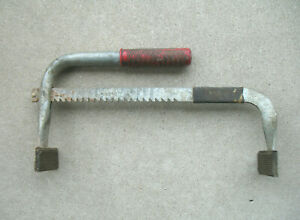 Vintage Ken Tool B 62 Adjustable Sliding Clamp Automotive Tire Used