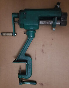 National Sheet Metal Crimper Beader