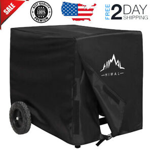 Weather uv Resistant Generator Cover For Universal Portable Generators