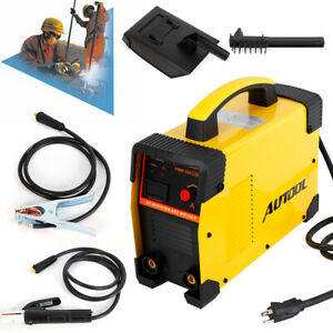 Portable Mini Electric Welder 110v 20 160a Inverter Arc Welding Machine Tools