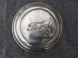 1941 Ford Dog Dish Hubcap