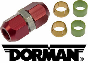 Dorman 800 642 A c Line Splice For 1 2 Aluminum Lines New Free Shipping Usa