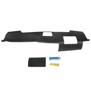 For Toyota 4runner 03 09 Black Dash Cover W speaker Cut Out Replace 11 308s blk