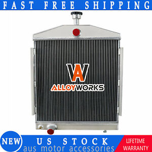Radiator For Lincoln Welder 200 250 Amp Sa200 Sa250 G1087 H19491 G10877198